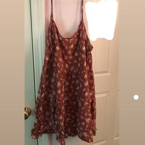 Dresses & Skirts - Floral sun dress